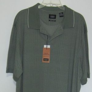 Haggar XXL Shirt Swift Dry Breathable Fabric NWT